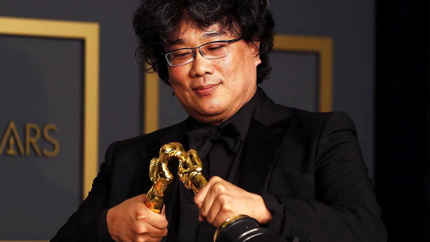 Image result for bong joon ho