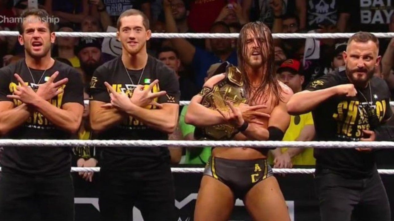 WWE NXT Undisputed Era