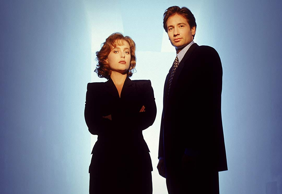 Image result for x files season 1