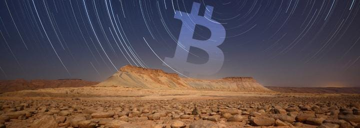Bitcoin's bull run may have started last week based on this technical index