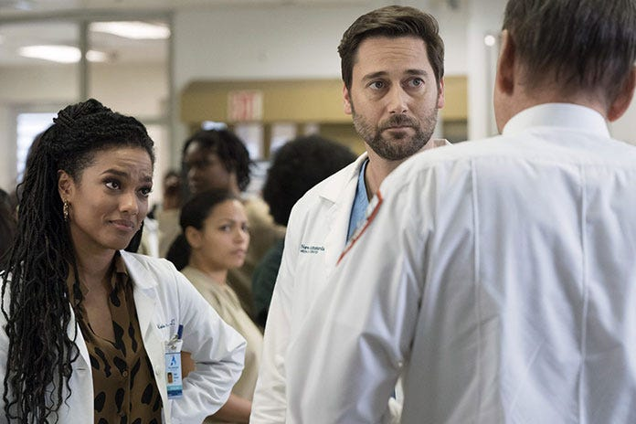 New Amsterdam Episode Pulled Due To Flu