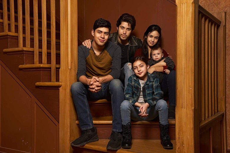 Image result for party of five