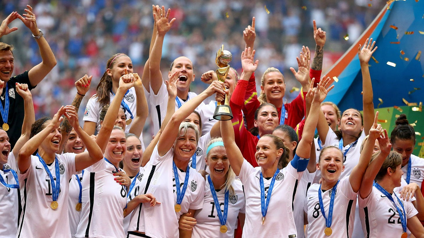 Image result for 2015 womens world cup grantland