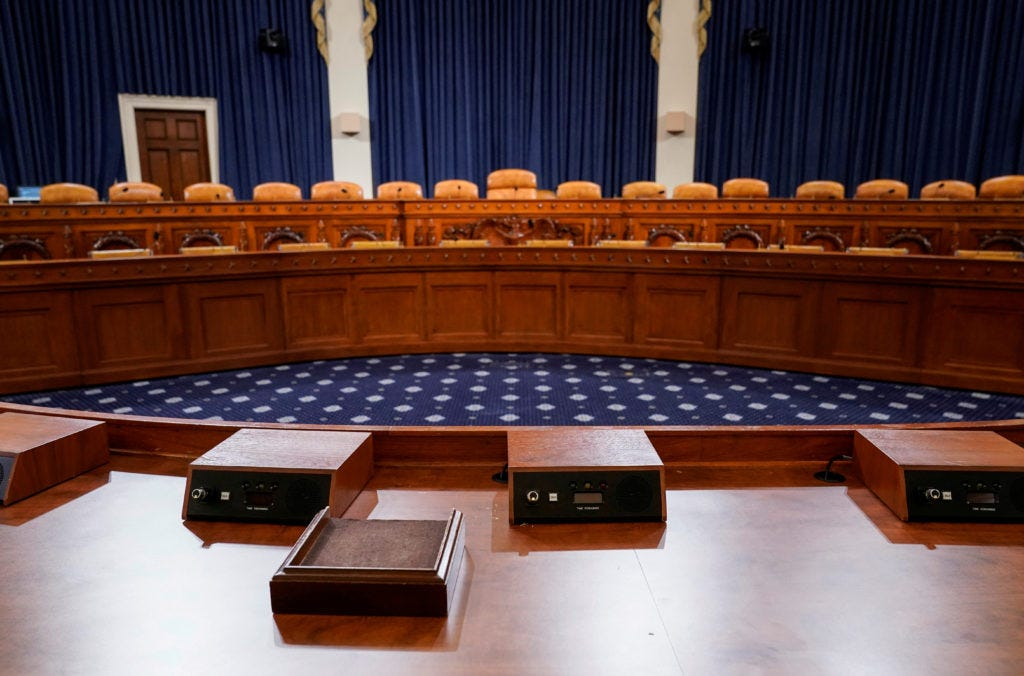Image result for impeachment hearings
