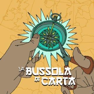 Logo La Bussola di Carta