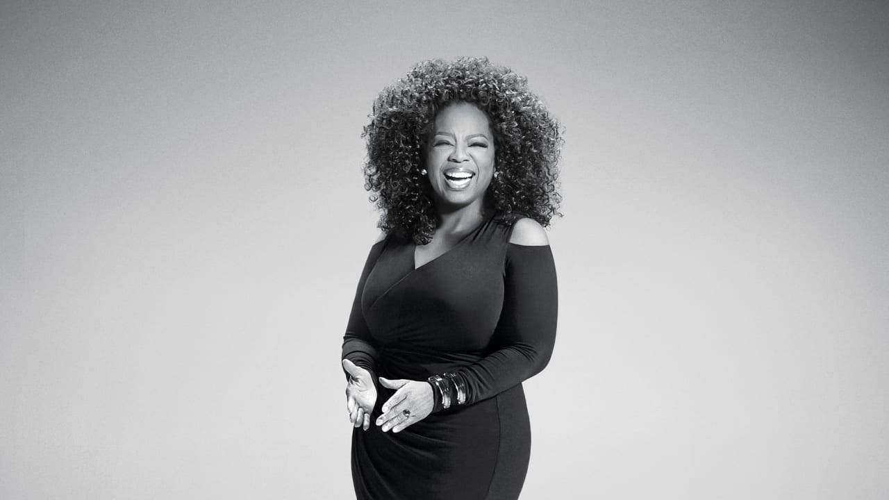 Image result for oprah success powerful