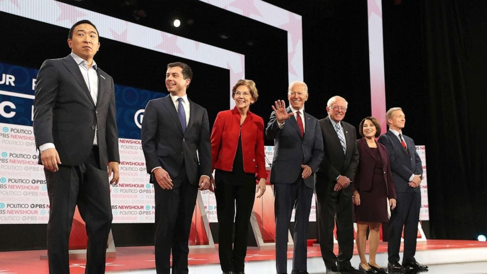 Image result for democratic primary