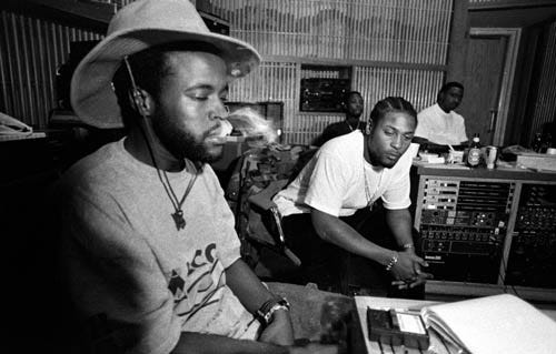 Image result for soulquarians in electric lady studios