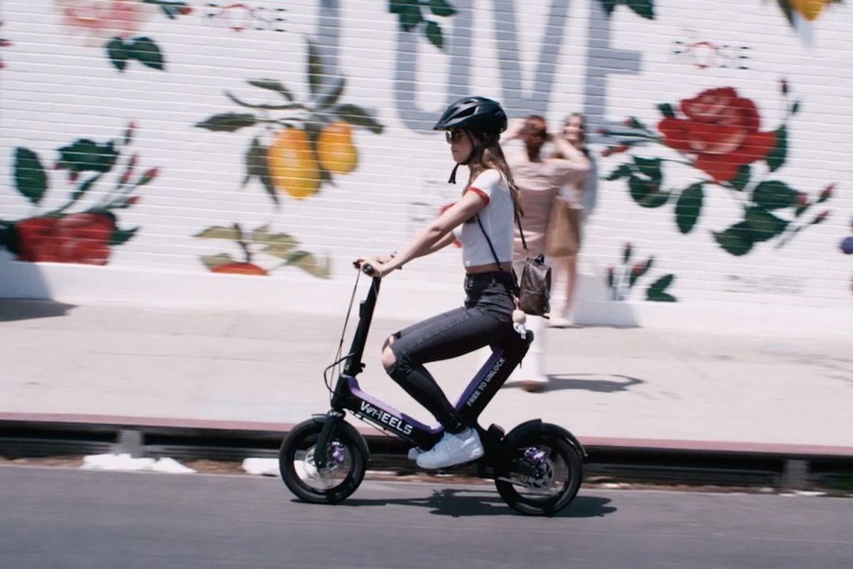 Image result for wheels micromobility