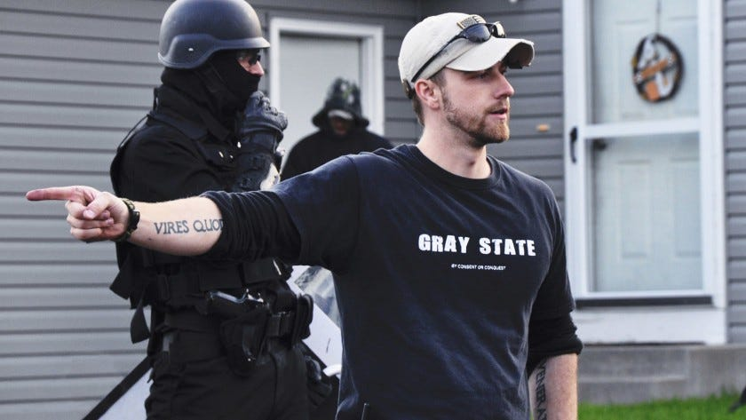 Image result for gray state movie
