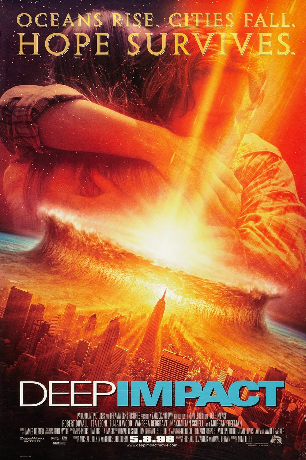 Image result for Deep Impact