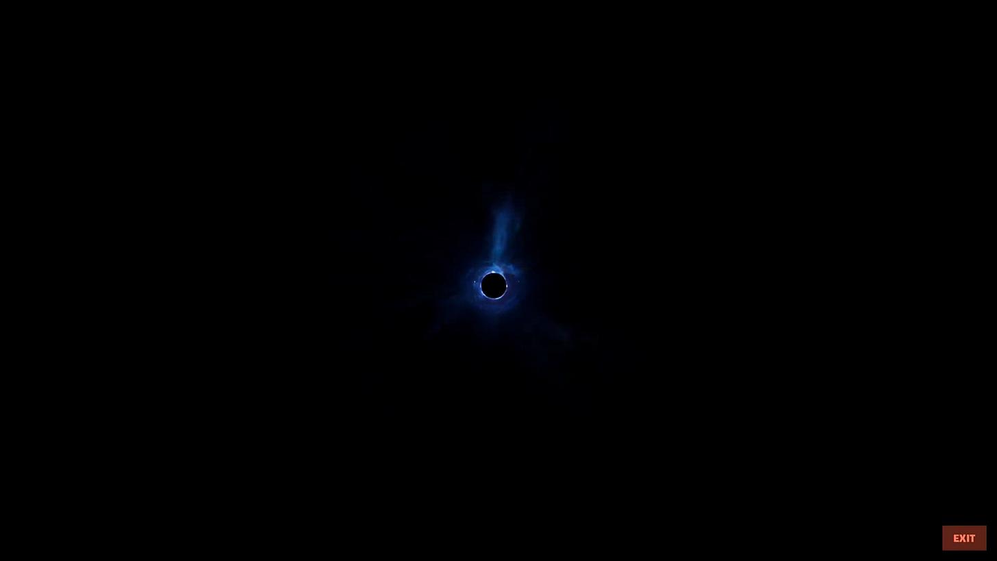 Risultati immagini per fortnite the end black hole