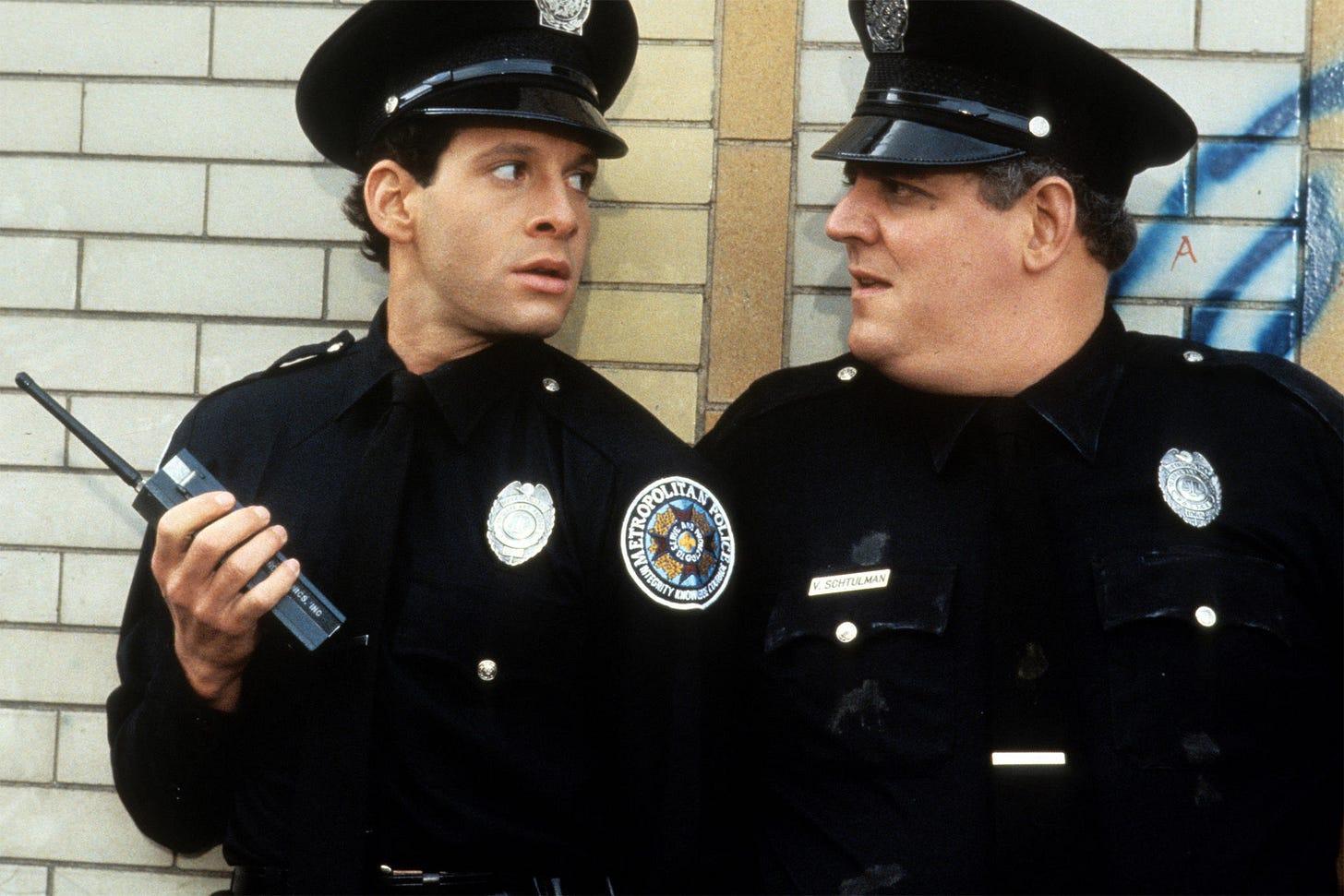 <em>Police Academy 2: Their First Assignment</em>