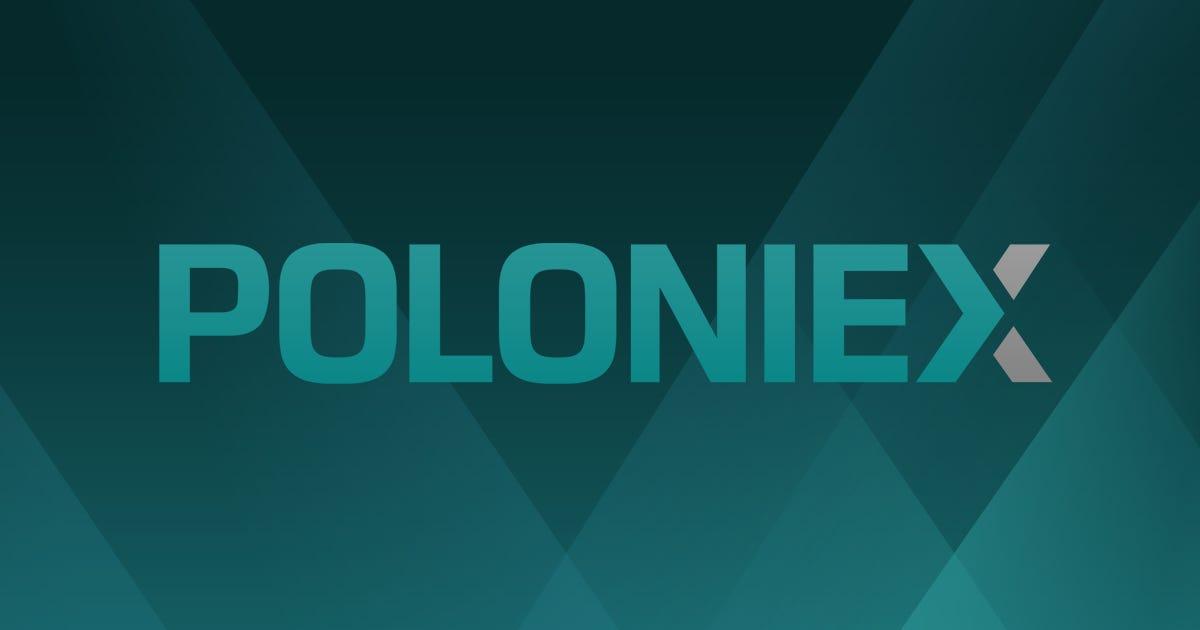 Image result for poloniex