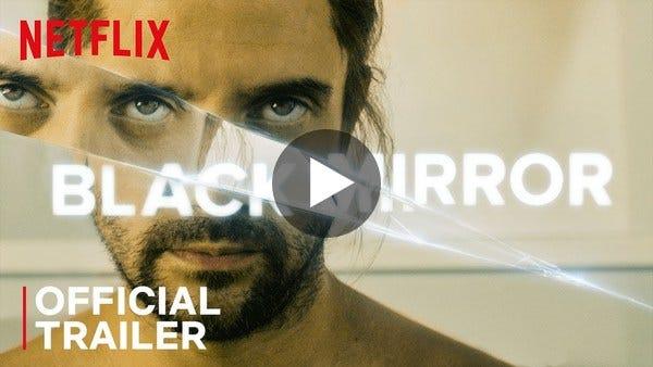 Black Mirror   5. juni på Netflix
