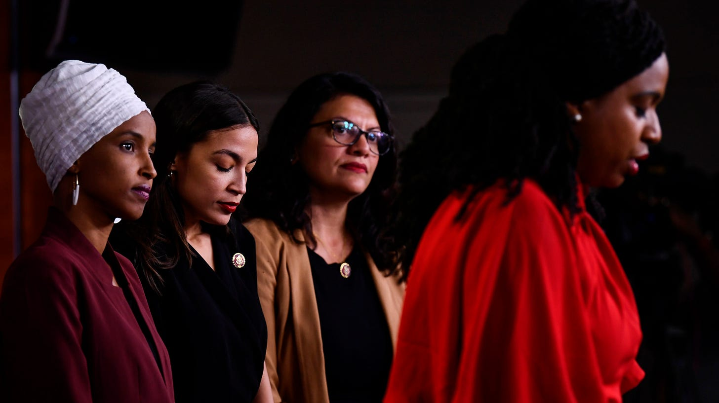Image result for Four Democratic Women