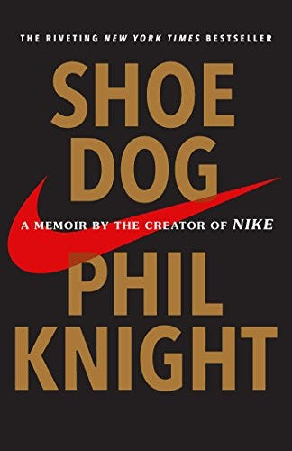 Image result for phil knight nike book""