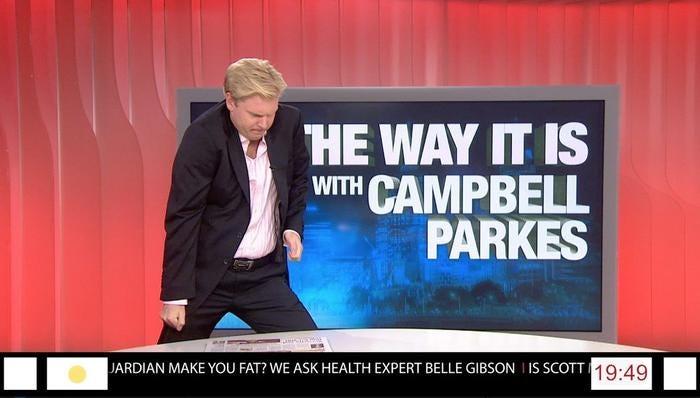 Campbell Parkes dance