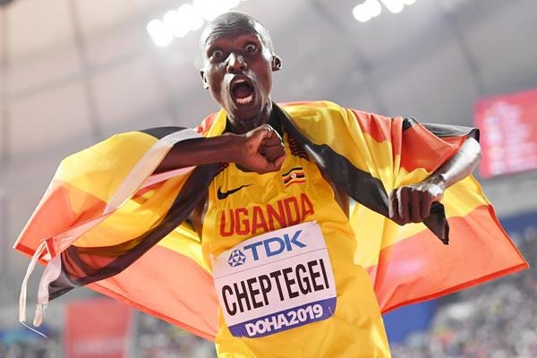 Image result for joshua cheptegei