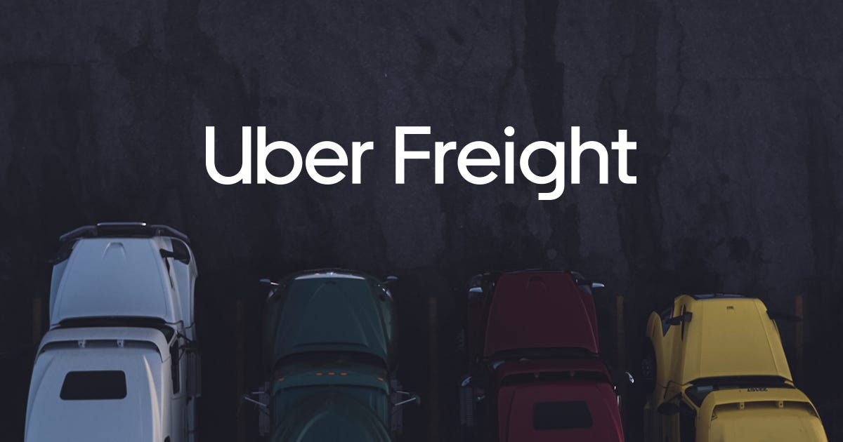 Image result for uber freight