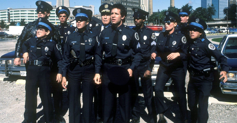 Police Academy 3: Back in Training - stream