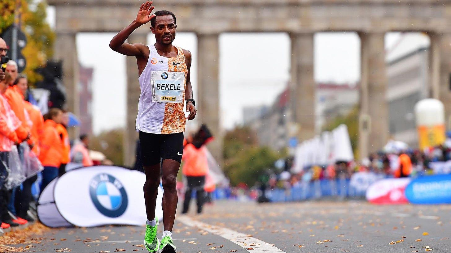 Image result for kenenisa bekele berlin 2019