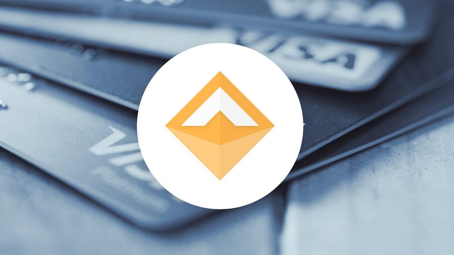 Dai stablecoin op betaalkaart VISA voor de boodschappen in ...