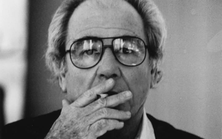 Image result for baudrillard""