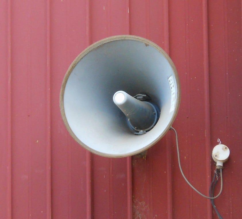 Street Speaker