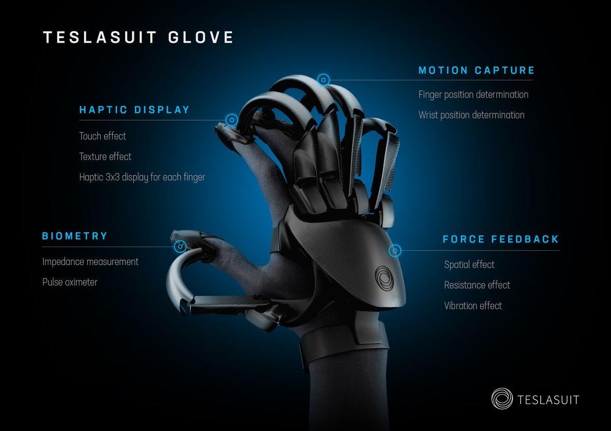 Teslasuit Glove Product Image