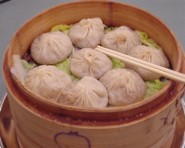 Image result for joe's shanghai soup dumplings