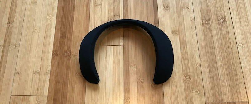 soundwear companion wearable speaker