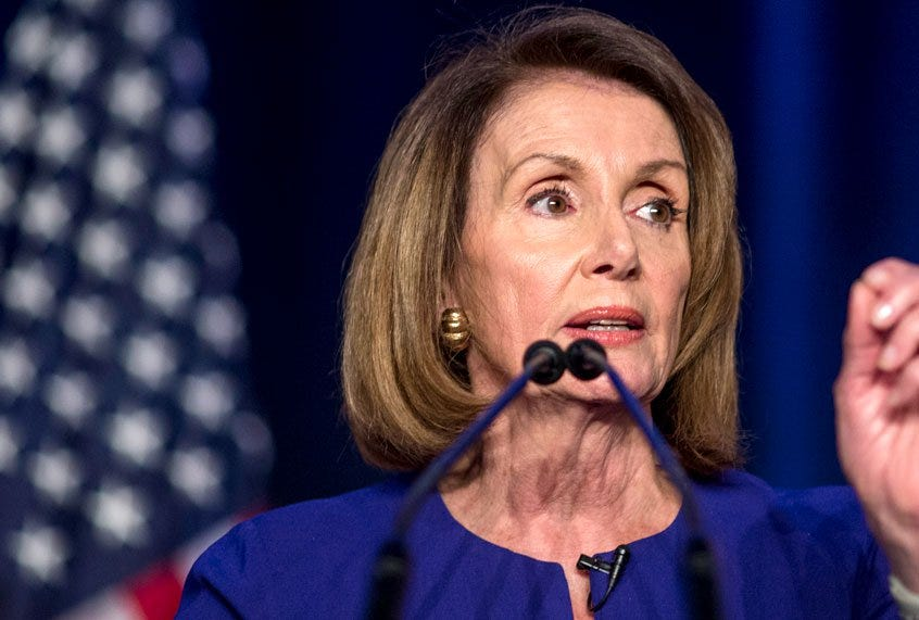 Image result for Pelosi Trump cover-up