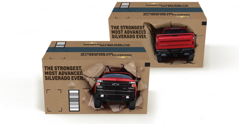 GM Cues Up Chevy Silverado Ad Blitz   WardsAuto