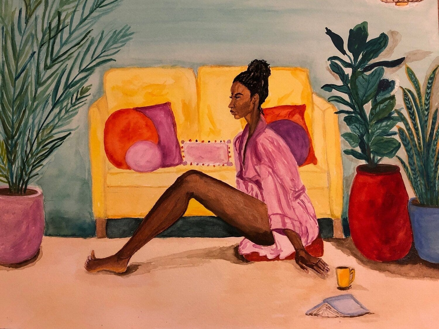 Stacey Billups, JOMO: Joy of Missing Out, 2019