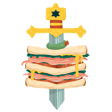 The Sword and the Sandwich