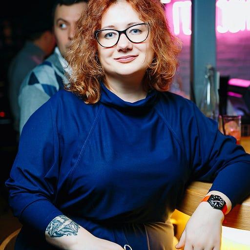 Татьяна Зиберова