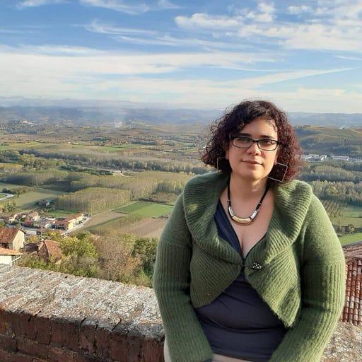 Maria Rosa Cagnasso