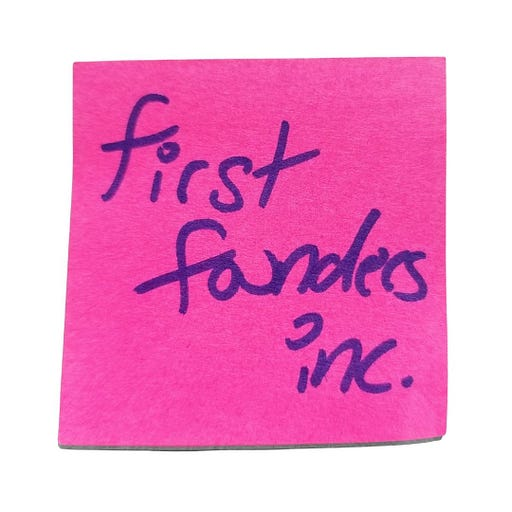 First Founders Inc.