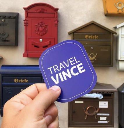Vicente Frare   TravelVince