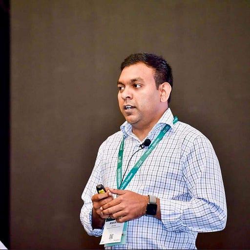 Ananth Packkildurai