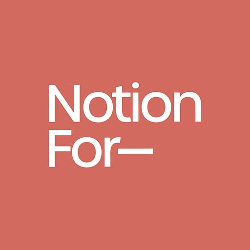 Notion For