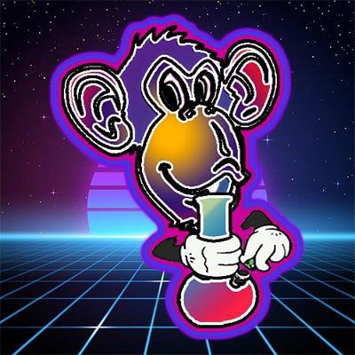 Purple Monkey Ballers