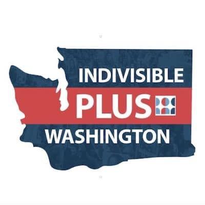 Indivisible Plus Washington