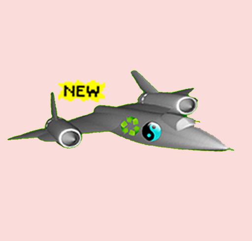 Blackbird Spyplane