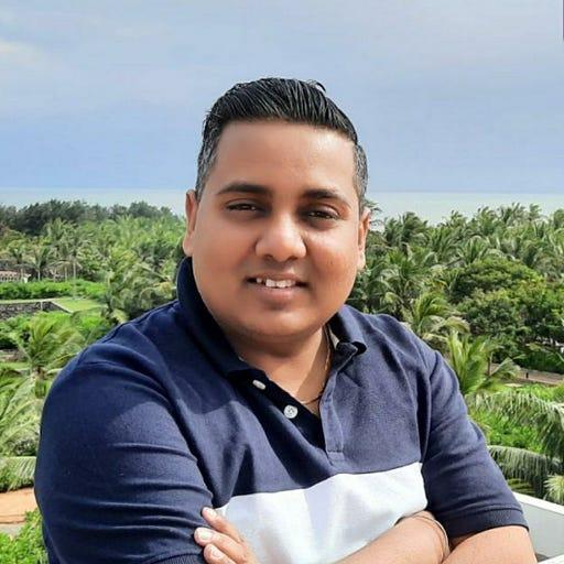 Debanjan Purkayastha