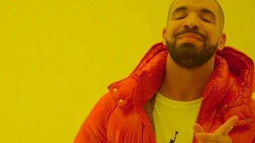 Drakeposting | Know Your Meme