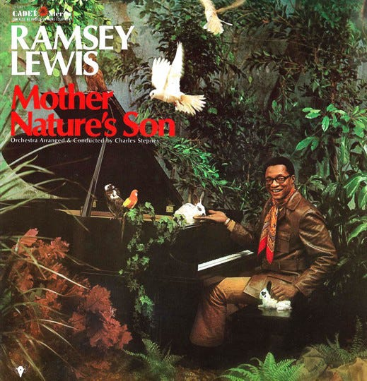 Ramsey Lewis - Mother Nature's Son   Releases   Discogs