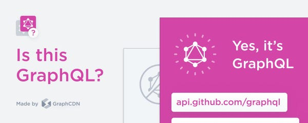 """""""Is this GraphQL?"""" with a popup window that says """"Yes, it's GraphQL"""""""