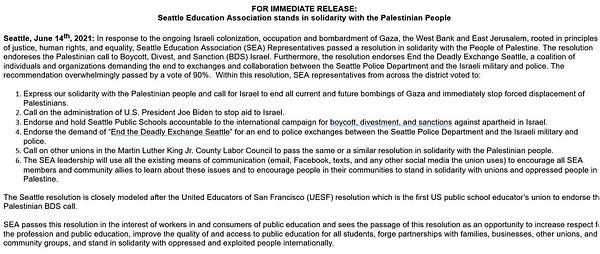 A screenshot of a press release. See thread for image description.